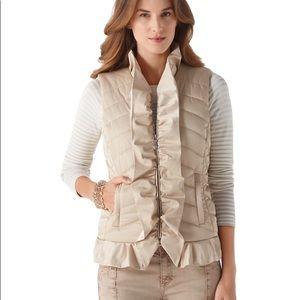 White House Black Market vest